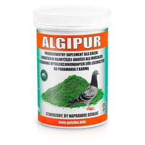 algipur - prozdrowotny mix ziołowy dla gołębi