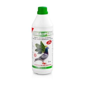eukalipsan-fresh na drogi oddechowe dla gołębi