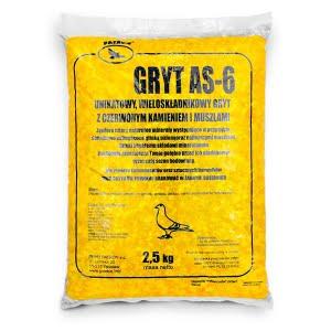 Gryt AS-6 Mineralny 2,5kg