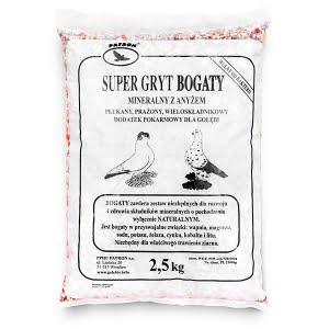 Gryt Mineralny Bogaty 2,5kg