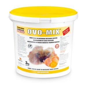 Ovo-Mix mieszanka jajeczna dla gołębi dla rozwoju młodych